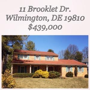 11 Brooklet Dr.